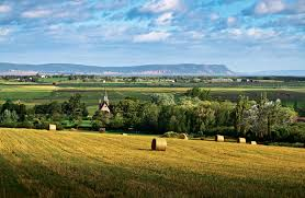 Agricultural lands, Kings County, Annapolis Valley Nova Scotia